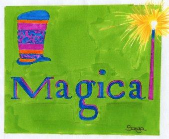Magique !