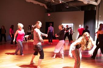 5 rythms dance