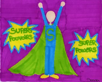 Super powers!