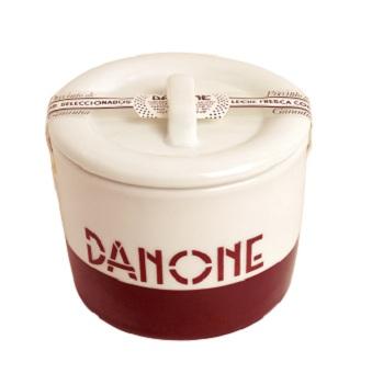 Le premier pot Danone !