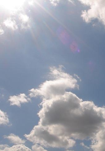 L'inspiration dans les nuages